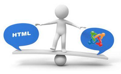 Specialized Joomla Support by GWS-Desk.com: HTML to Joomla conversion
